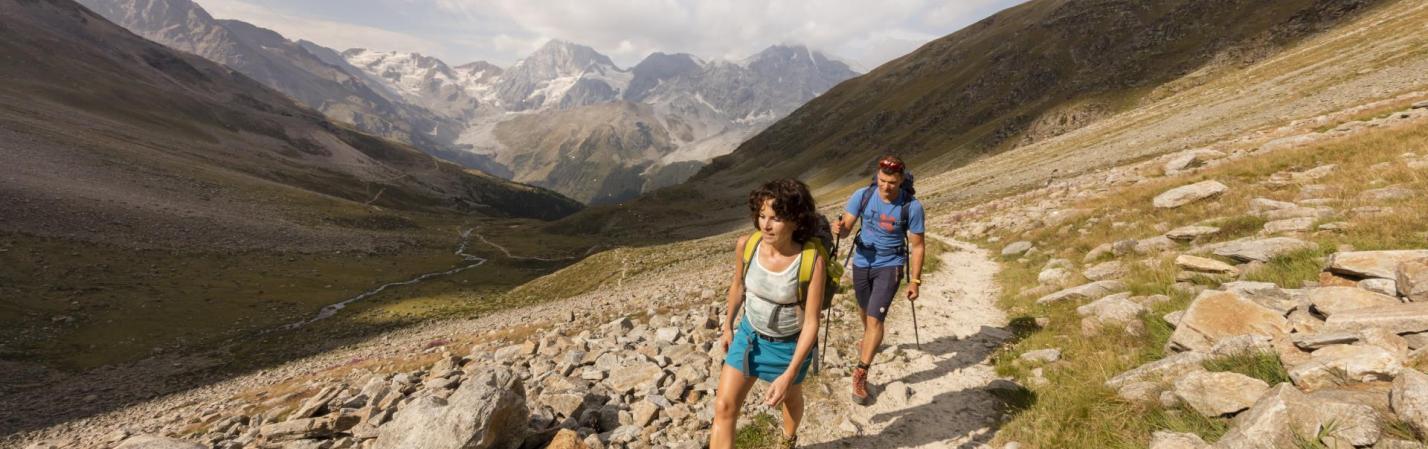Vacanze in montagna in Alto Adige - Splendide escursioni
